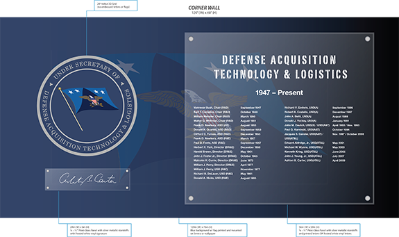 Defense Acquisition Technology & Logistics Exhibit