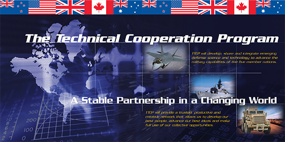 50th Technical Cooperation Program Poster