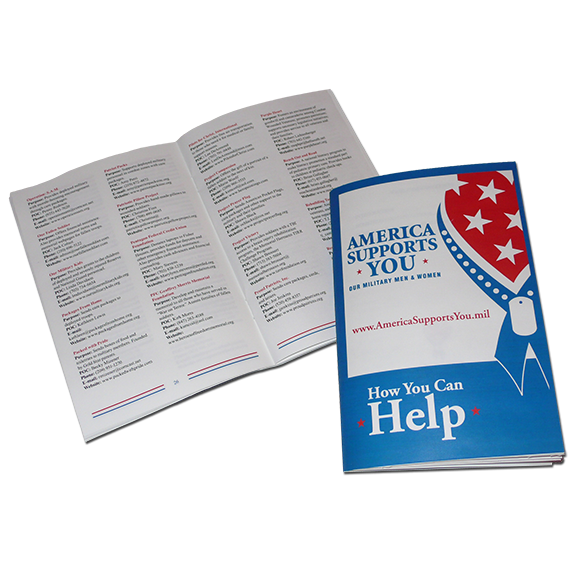 American Supports You Campaign Materials